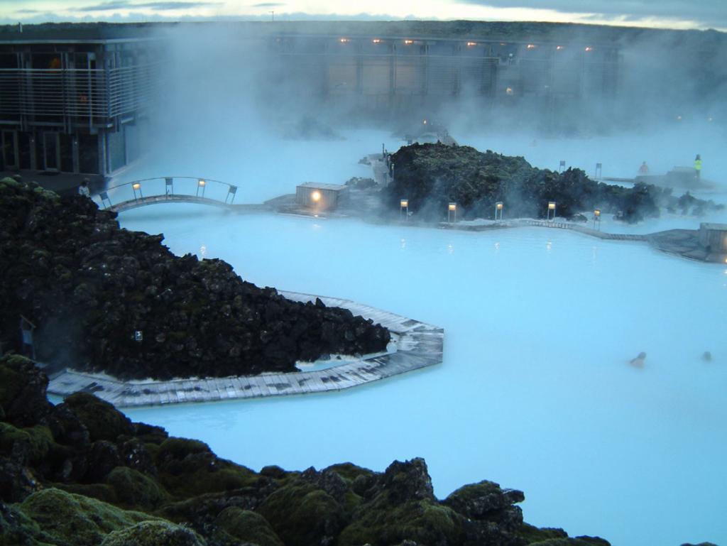 Bl Lagunen Sverige Island