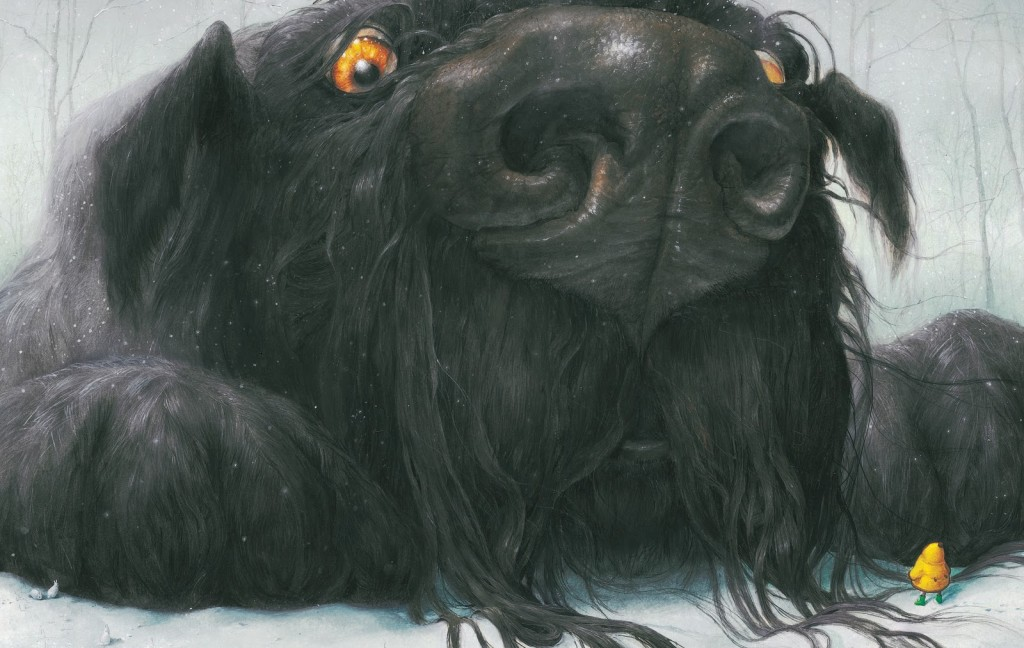 Levi Pinfold - Black_Dog_1